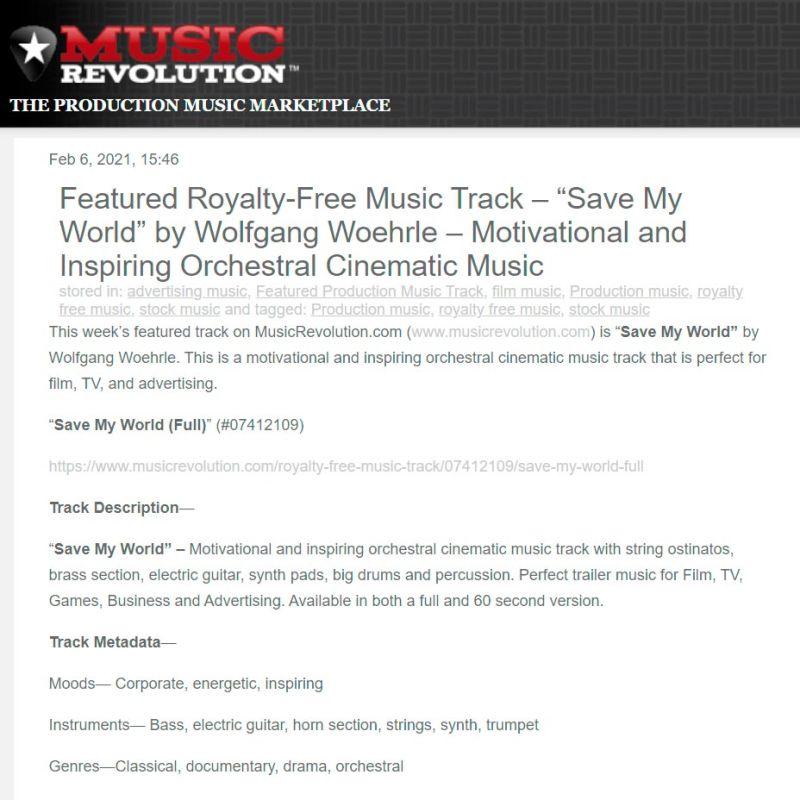 musicrevolution.com