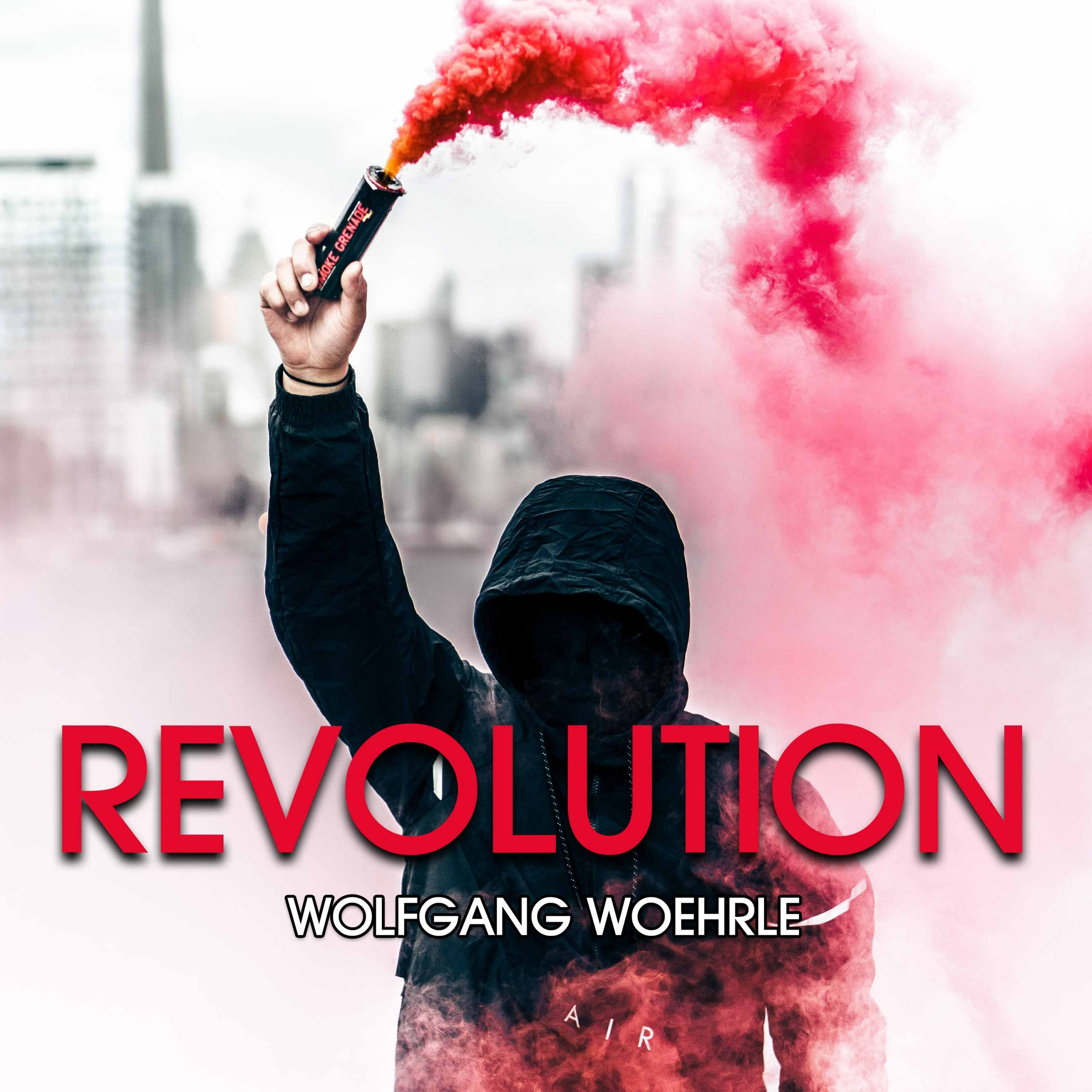 REVOLUTION by Wolfgang Woehrle